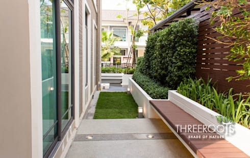 สวนบ้านคุณเอ:   by Threeroots Group Co.,Ltd.
