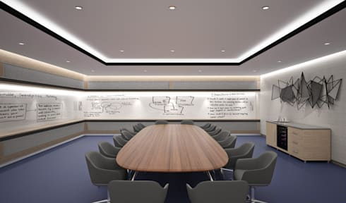 Sun City :  Conference Centres by Visualize 3D