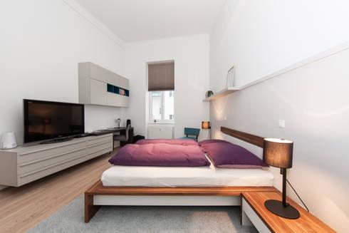 wohnung von cordier innenarchitektur homify. Black Bedroom Furniture Sets. Home Design Ideas