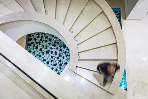 Casa CHH / Grupo Spazio:  de estilo  por Oscar Hernández - Fotografía de Arquitectura
