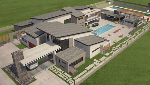 House Sydney: modern Houses by STENA ARCHITECTS
