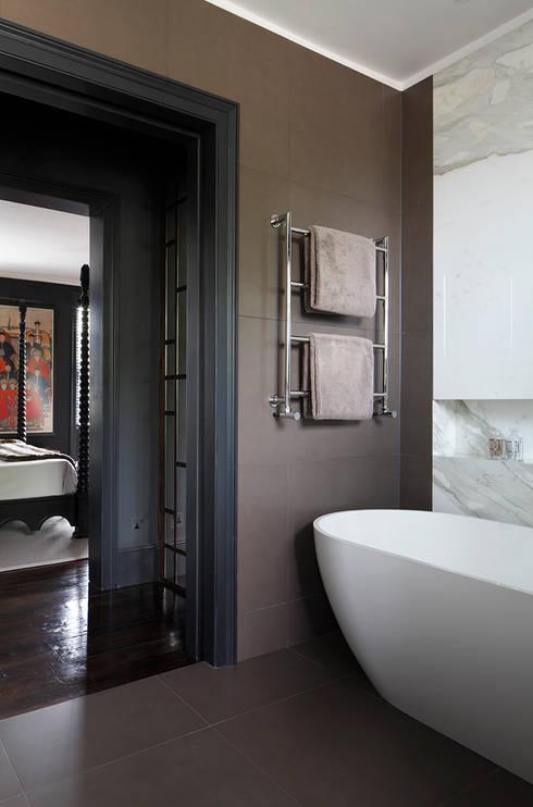 حمام تنفيذ MN Design