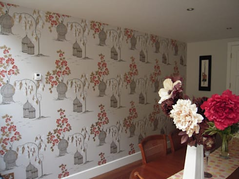 Home Wallpapering:   by Painters Johannesburg