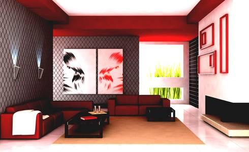Interior Decor:   by Painters Johannesburg