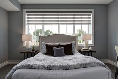 12 Tommy Prince Road SW: modern Bedroom by Sonata Design