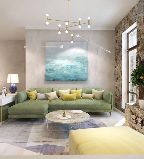 Ruang Keluarga by Tanya Andreeva