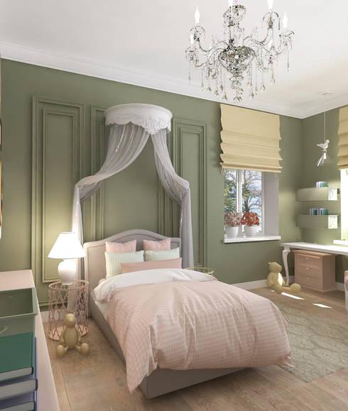 غرفة نوم تنفيذ Tanya Andreeva