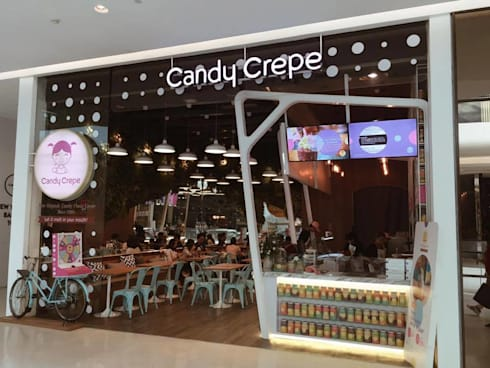 Candy crepe:   by DABstudio