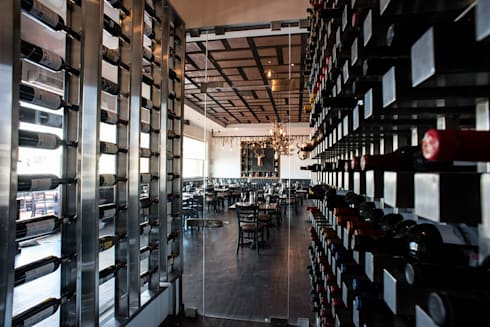 Gastronomy by TAMEN arquitectura