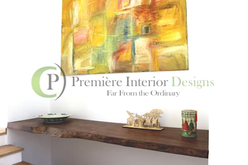 House B:   by Première Interior Designs