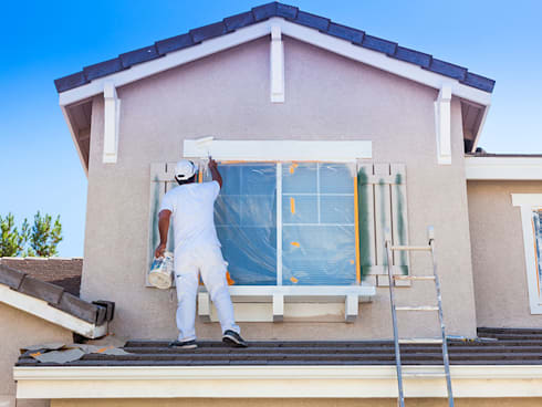 Exterior Painting:   by Painters Cape Town