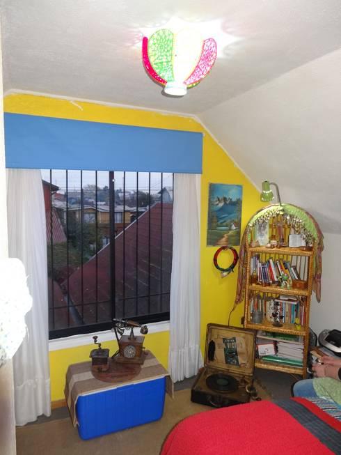 Casa interior familia espinoza chile por feng shui y for Casas feng shui arquitectura