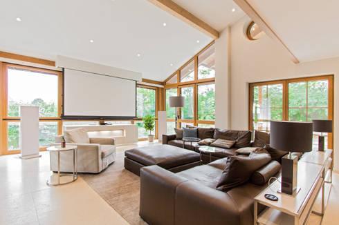 smart home bei m nchen von casaio smart buildings homify. Black Bedroom Furniture Sets. Home Design Ideas
