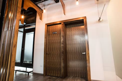 Offices & stores by TAMEN arquitectura