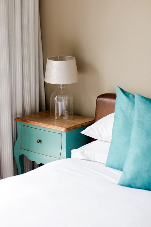 Bryanston New Home: modern Bedroom by Blaque Pearl Lifestyle