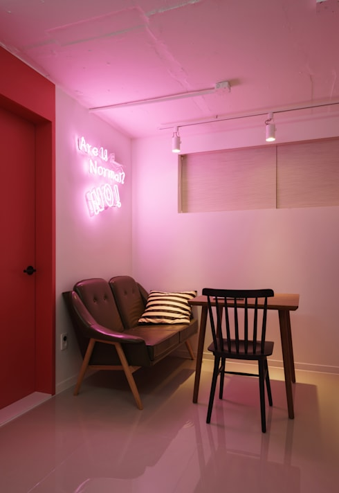 Ruang Keluarga by 공상플래닛
