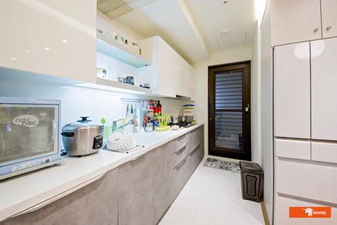 廚房:  廚房 by Unicorn Design