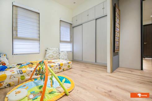 小孩房:  嬰兒/兒童房 by Unicorn Design