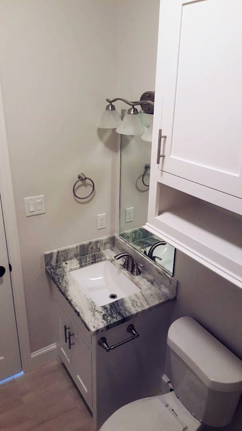 Fotos varias: Baños de estilo  por Banda & Soldevilla Arquitectos