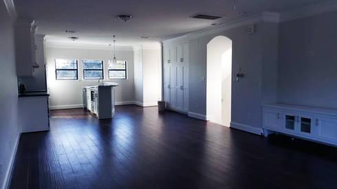 Fotos varias: Salas de estilo moderno por Banda & Soldevilla Arquitectos