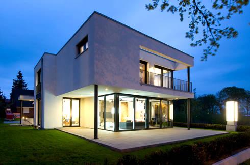 musterhaus eiche von heinz von heiden gmbh massivh user homify. Black Bedroom Furniture Sets. Home Design Ideas