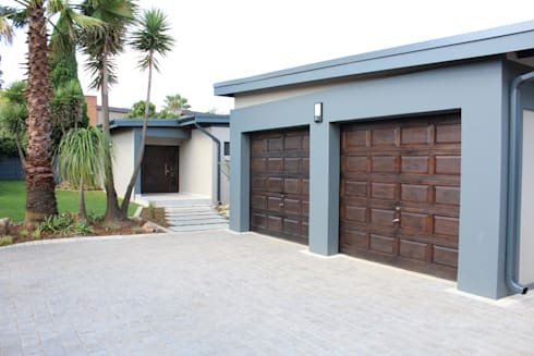 Home Staging South Africa:  Garages & sheds by Illuminate Home Staging