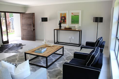 Home Staging South Africa: modern Living room by Illuminate Home Staging