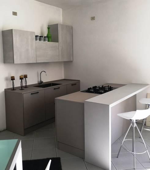 廚房 by Vibo Cucine sas di Olivero Bruno e c.