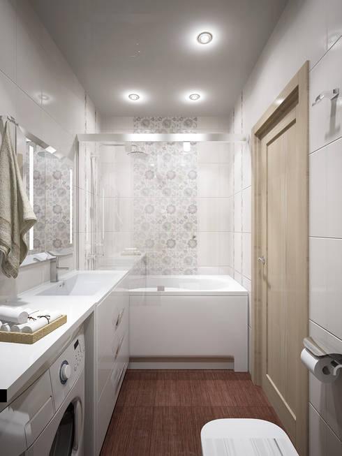 حمام تنفيذ ARTWAY центр профессиональных дизайнеров и строителей