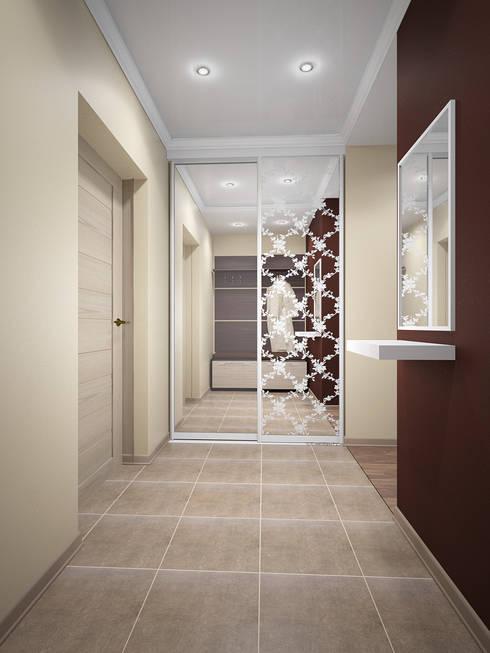 الممر والمدخل تنفيذ ARTWAY центр профессиональных дизайнеров и строителей