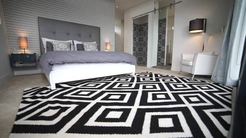 House Stuttaford—Baronetcy Estate: modern Bedroom by Covet Design