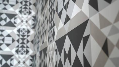 House Stuttaford—Baronetcy Estate: modern Bathroom by Covet Design