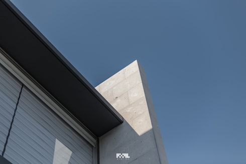 Virreyes 15: Casas de estilo moderno por 2M Arquitectura