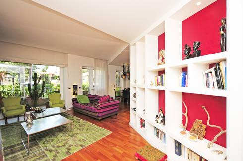 Ristrutturazione appartamento 130 mq di fabiola ferrarello for Idee ristrutturazione appartamento