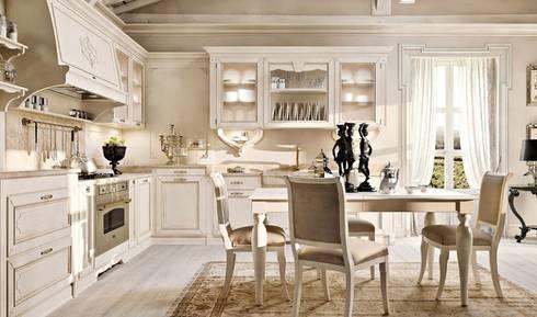 Cucine classiche di cucine roma homify