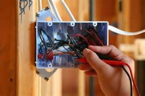 Electrical malfunction repair project:   by Electrician Auckland
