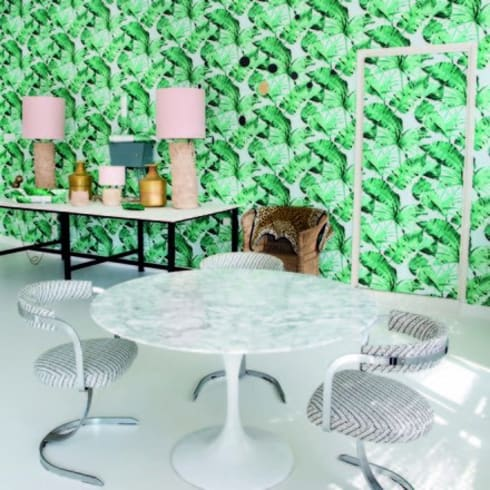 Wall covering:  Walls & flooring by Right decor