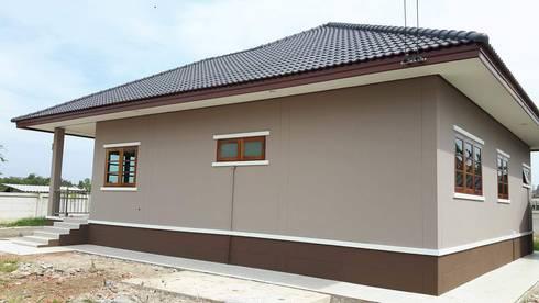 บ้านพี่นกและพี่จ่า:   by เทพรักษา