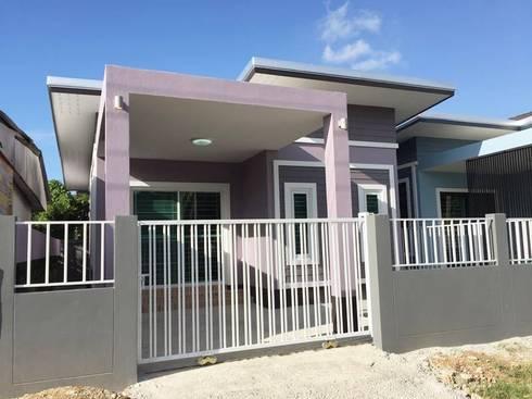 บ้าน purple:   by Cr_Constantine