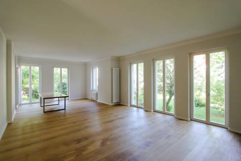 living room: classic Living room by brandt+simon architekten