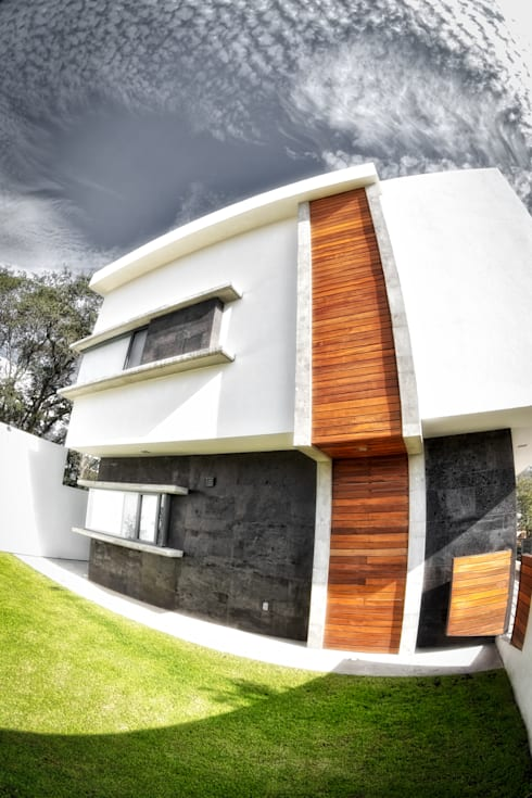 Casa rs por arqcubo homify for Casa rambler vs casa ranch