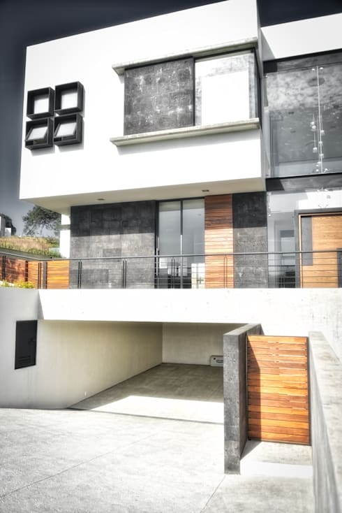 minimalistic Houses by ArqCubo