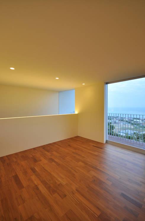 SKM03-HOUSE: 門一級建築士事務所が手掛けた和室です。