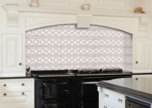 classic Kitchen by Elalux Tile