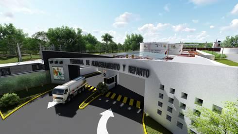ACCESO:  de estilo  por iA Soluciones de Ingeniería y Aquitectura