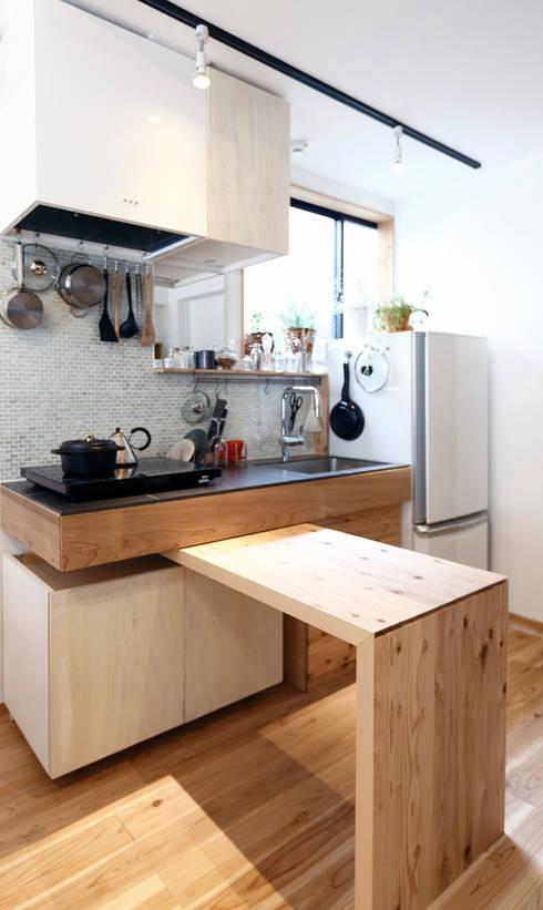 Cocina de estilo  por VOLO