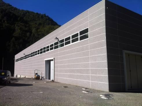 capannone industriale di architetto giuseppe sangalli homify