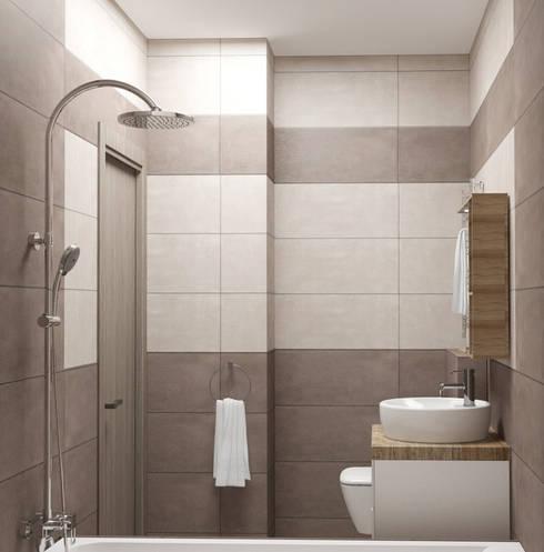 Yana Ikrina Design:  tarz Banyo