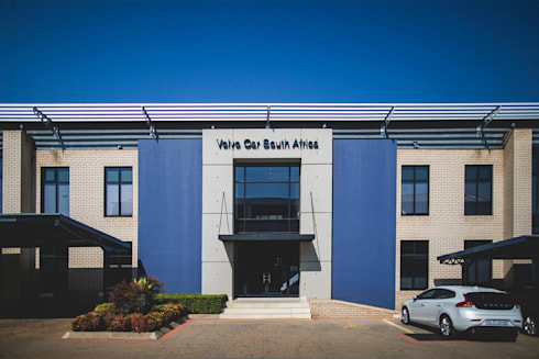 73 Regency Road, Centrurion:  Commercial Spaces by Swart & Associates Architects