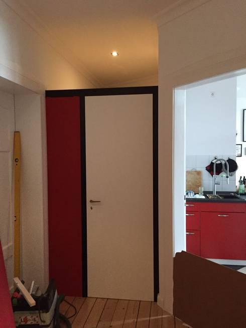 Entstehung Schritt für Schritt : moderne Fenster & Tür von ARTfischer Die Möbelmanufaktur.